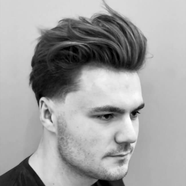 mens haircut style